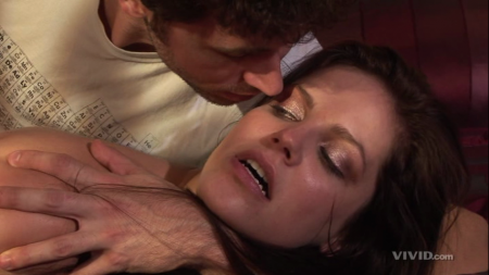 Bobbi Star and James Deen in Tristan Taormino's Rough Sex 2