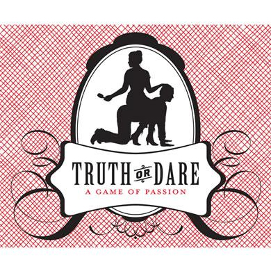 Truth or Dare: A Game of Passion, for Adults from Good Vibrations